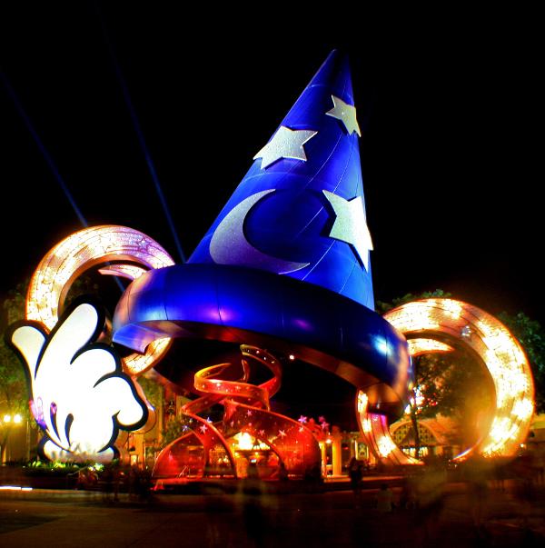 Sorceror Mickey Hat