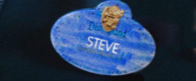 A fake Legacy Award name tag? Photo credit: Cory Doctorow via Flikr, Creative Commons Attribution-ShareAlike 2.0 Generic (CC BY-SA 2.0), modified.