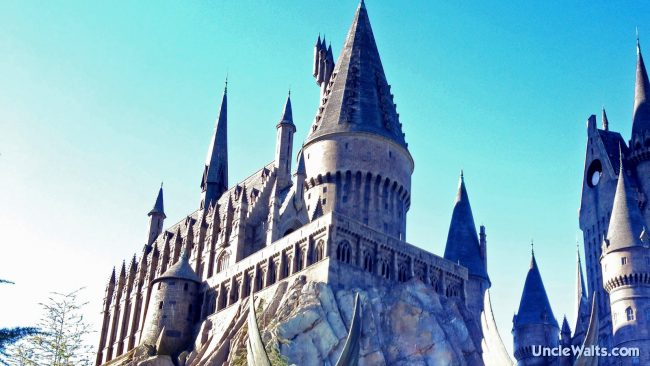 The real Hogwarts Castle at Universal Orlando. Photo credit: David Broad [CC BY 3.0 (http://creativecommons.org/licenses/by/3.0)], via Wikimedia Commons.