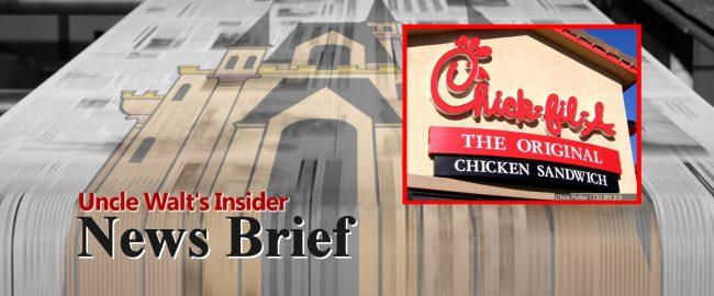 News Brief: Chick-fil-A