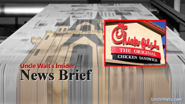 News Brief: Chick-fil-A