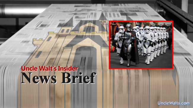 News Brief: Stormtrooper missing. Inset photo by Chad Sparkes via Flikr, Creative Commons Attribution 2.0 Generic (CC BY 2.0).