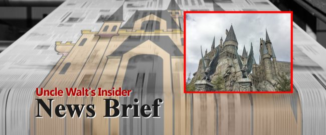 News Brief: Wizarding World of Harry Potter
