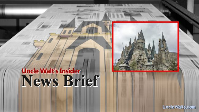 News Brief: Wizarding World of Harry Potter