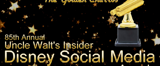 85th Annual Disney Social Media Awards