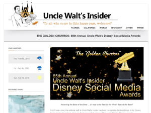 Uncle Walt's Insider