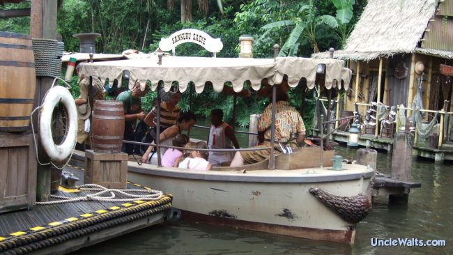 John Lasseter returns to Jungle Cruise? Photo by DearCatastropheWaitress, Creative Commons [CC-BY-SA-3.0] via Wikimedia Commons; modified.