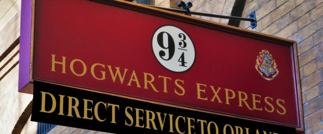 The real Hogwarts Express makes an unscheduled stop for repairs at Disney's Magic Kingdom.
