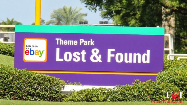 Walt Disney World's former, non-digital Lost and Found. Photo courtesy of thekingdominsider.com.