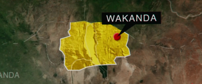 Wakanda. Image courtesy of marvelcinematicuniverse.wikia.com.