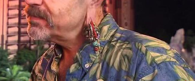 Mug shot of Joe Rohde's Earring. Photo by alchetron.com [CC BY-SA 3.0].