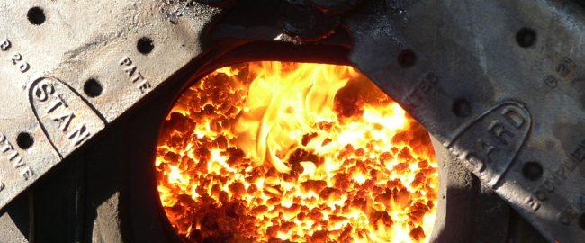 It's kind of like a stove! Photo by Mark Pellegrini [CC-BY-SA-3.0] via Wikipedia.