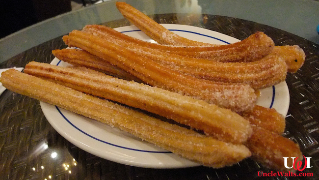 Churros. Mmm... churros. Photo by Mark Mitchell [CC BY 2.0] via Flickr. Churros. Mmmmm....