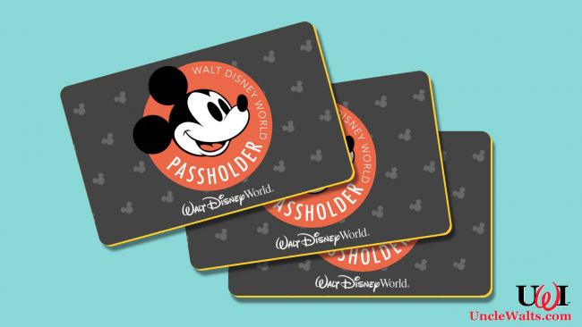 New All-Blackout Annual Pass. Photo © 2018 Disney.