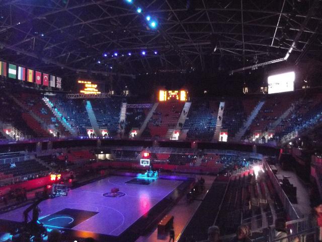 A Real Look At The Matterhorn Basketball Court