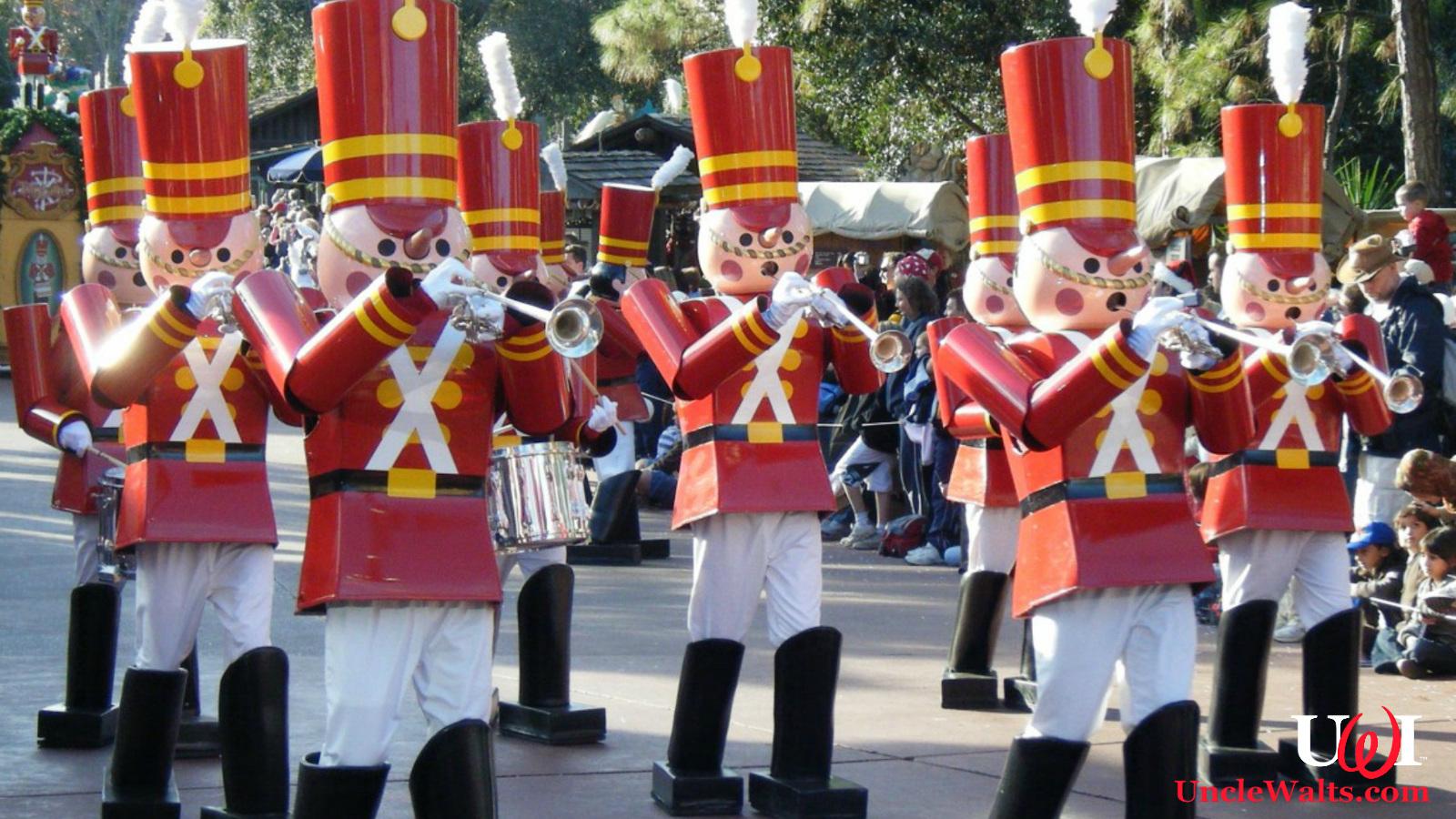 Disney Christmas Parade Taping 2019.No Taping Dates Disney Christmas Parade To Be Live Streamed
