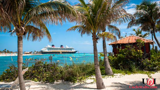 Disney's Castaway Cay -- now on every itinerary! Photo by Josh Hallett [CC BY-SA 2.0] via Flickr.