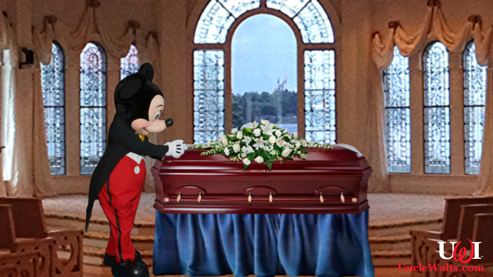 """Magical Funerals®"" coming to Walt Disney World 