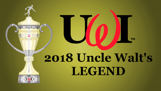 Uncle Walt's Insider Legend Award.