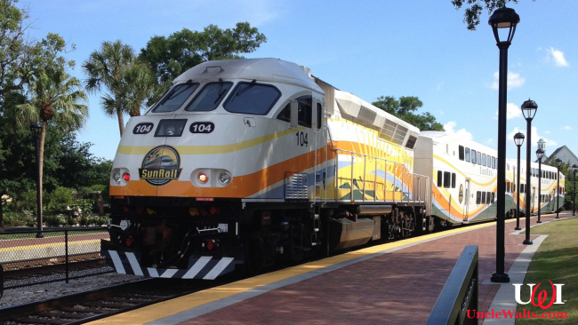 SunRail - now comparatively safer by process of elimination! Photo by Artystyk386 [CC BY-SA 3.0] via Wikimedia Commons.