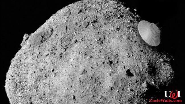 A Space Mountain space mountain. Photo courtesy NASA/Goddard/University of Arizona.