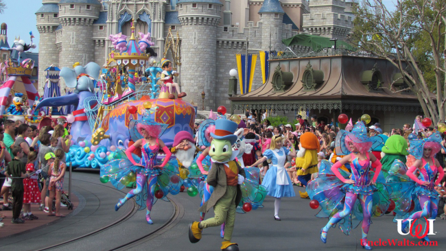 Festival of Fantasy Parade, on its 14th pass. Photo by John Frost [CC BY-ND 2.0] via Flickr.