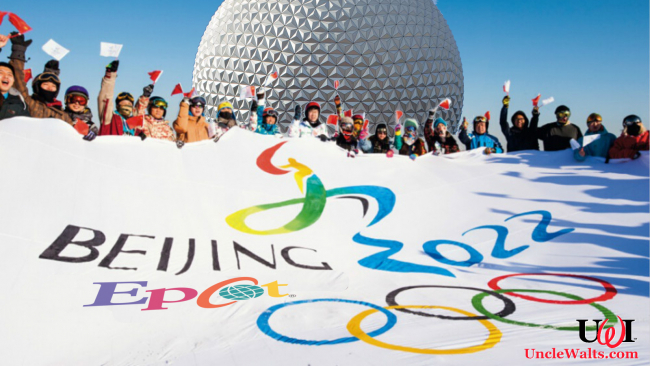 2022 Beijing Olympics will be held at Epcot?