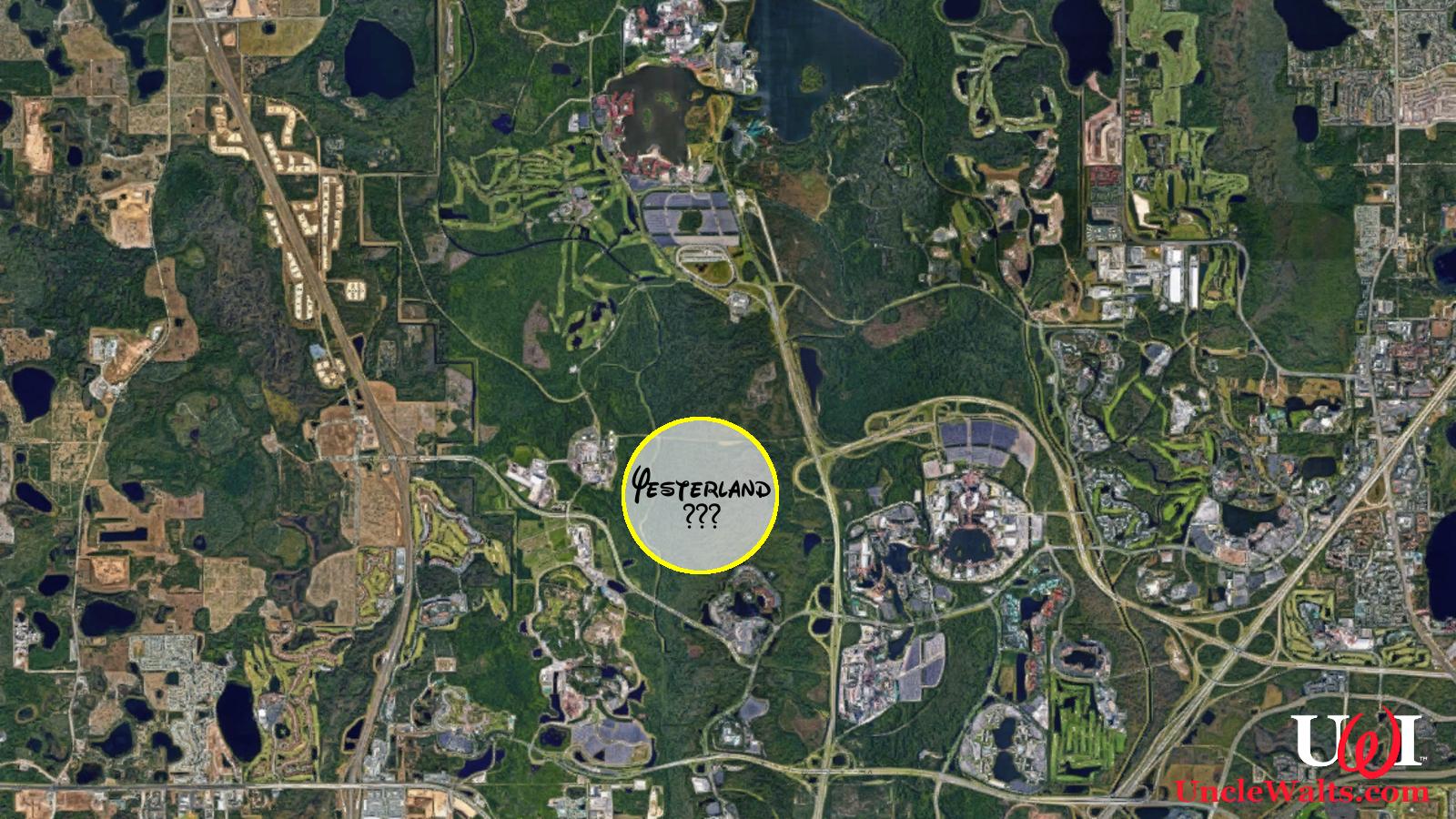 MAJOR NEWS: fifth Walt Disney World park announced!  