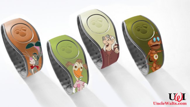 Really bad Magic Bands.