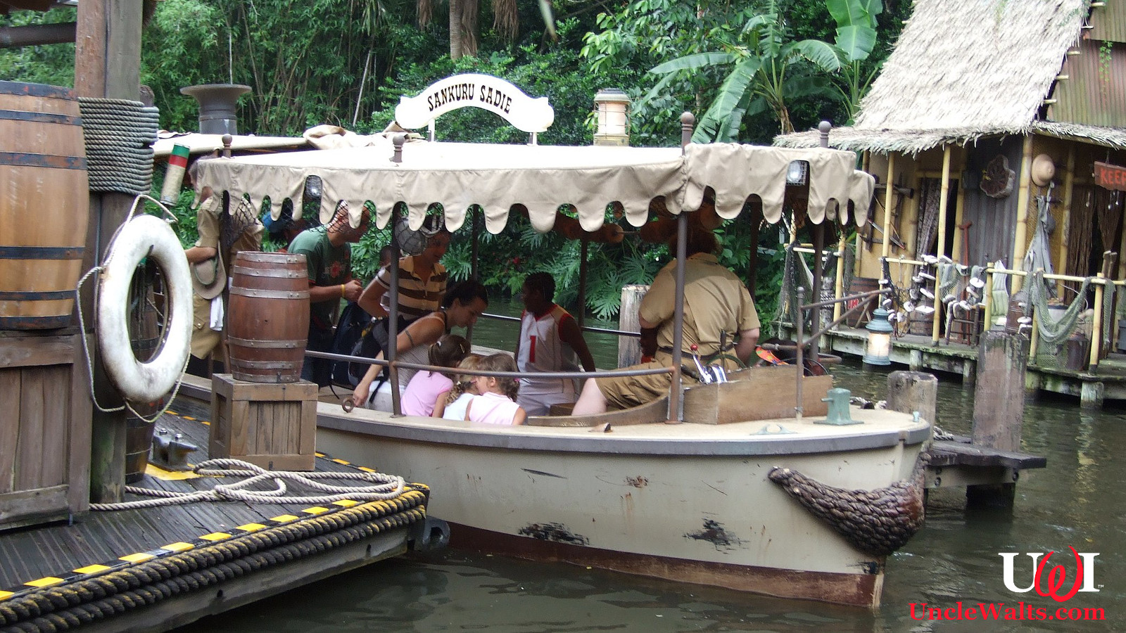 Jungle Cruise Skipper Actually Makes The Ride Entertaining