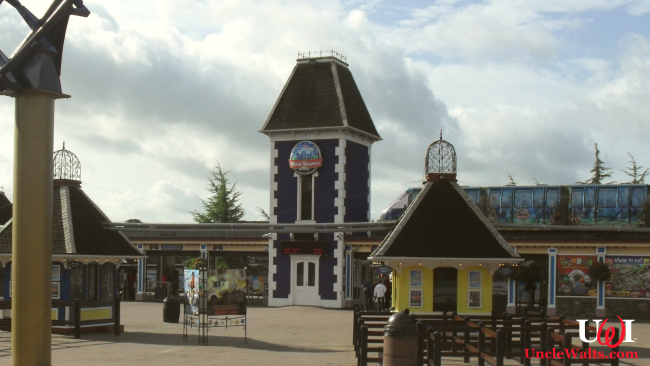 Disney's Alton Towers Resort and Spa. Photo by Christophe95 [CC0] via Wikipedia Commons.