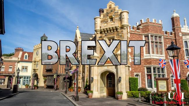 """The UK Pavilion's """"Epcexit"""" hits a snag. Image courtesy DepositPhotos."""