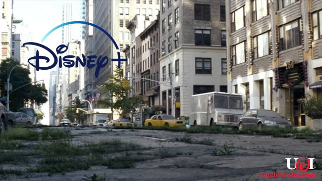 November 12, when Disney+ debuted. Or the opening scene of I Am Legend. © 2007 Warner Bros, via YouTube.