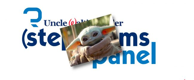 UWI (Step) Moms Panel plus Baby Yoda