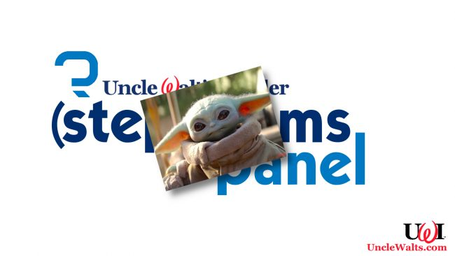 UWI (Step) Moms Panel plus Baby Yoda