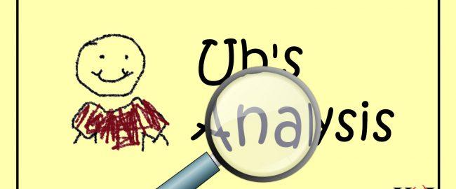 Ub's Analysis