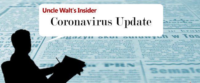 UWI Coronavirus Update