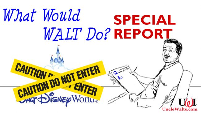 What Would Walt Do? Special Report - Inside the WDW Shutdown