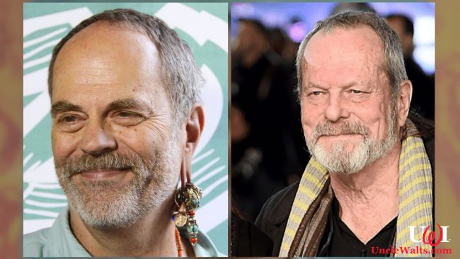 Joe Rohde and Terry Gilliam. Or perhaps just two pictures of Joe Rohde. Or Terry Gilliam. We're so confused.