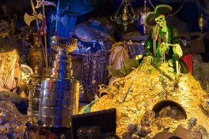 The Stanley Cup in Pirates of the Caribbean