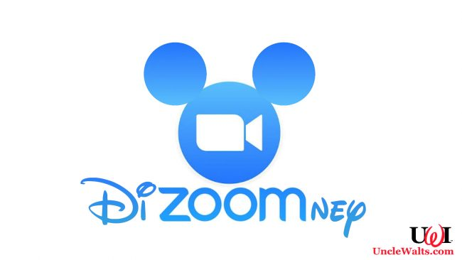 The new DiZOOMney logo.