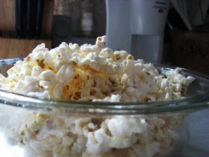 Popcorn. Photo by lisaclarke [CC BY-ND 2.0] via Flickr.