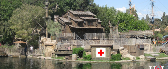 At least no one ever dies inside a Disney park, right? Photo by deror_avi [CC BY-SA 3.0] via Wikimedia.