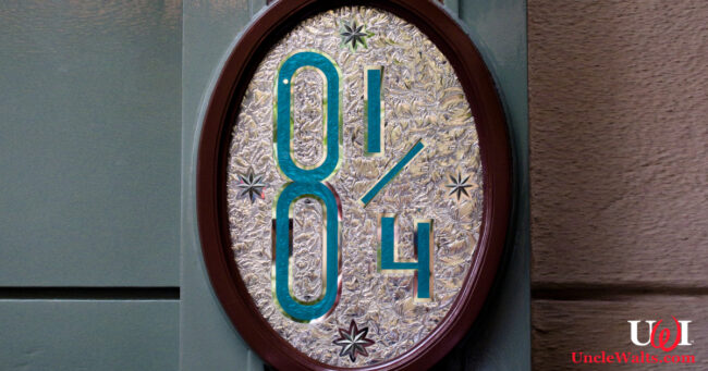 Temporary signage for Club 8¼. Photo by HarshLight [CC BY 2.0] via Flickr.