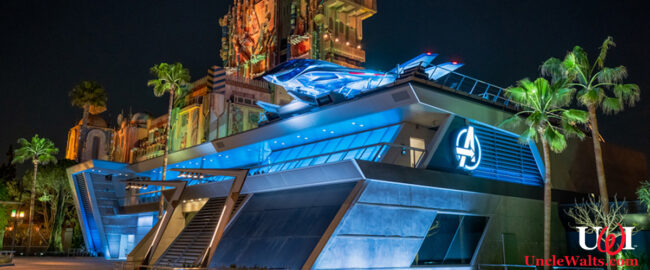 You can visit Avengers Campus now, but no one would tell us how to enroll or what tuition costs. Photo courtesy of Disney Tourist Blog, used by permision.